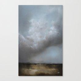 Let It Rain On Me  Canvas Print