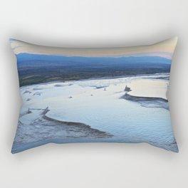 Pamukkale Pools Rectangular Pillow