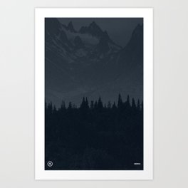 Nature / Dark Art Print
