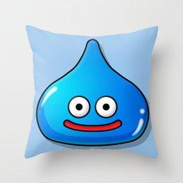 A Slime Draws Near! Command? Throw Pillow