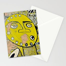 Africanism Stationery Cards