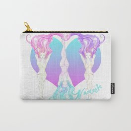 Lets Savasana, Meditate & Day Dream Together  Carry-All Pouch