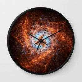 Fractal Art XXXIX Wall Clock