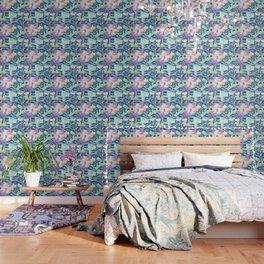 Camouflage Illustration Wallpaper