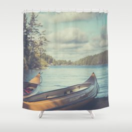 I´ve had dreams about you Shower Curtain