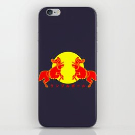 cupper iPhone Skin