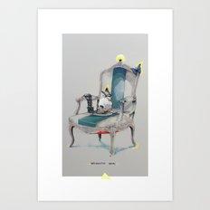 Memento Mori Art Print