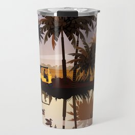 Allepey backwaters ft. Tuktuk Travel Mug