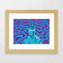 coolallover Framed Art Print