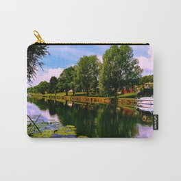 River Perspective. Carry-All Pouch