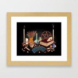 Altar Framed Art Print