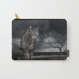 Cat on the Prowl Carry-All Pouch