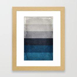 Greece Hues Framed Art Print
