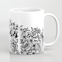 edge of the meadow Coffee Mug