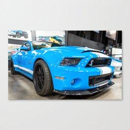2013 Widebody Prototype Shelby GT500 Super Snake (Brenizer/Pano) Canvas Print