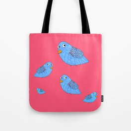 We fly so high Tote Bag