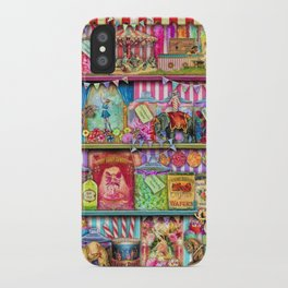 The Sweet Shoppe iPhone Case
