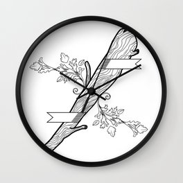 bastillo Wall Clock