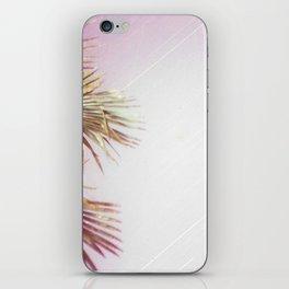 Purple night iPhone Skin