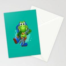 Teenage Mutant Ninja Koopa - Leo Stationery Cards