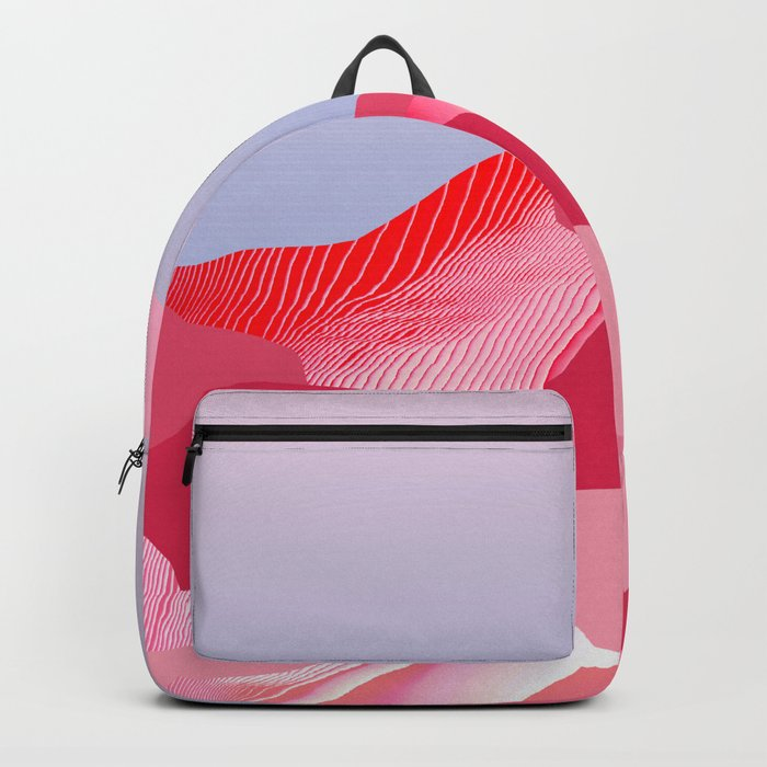 Pink Sun Blush Backpack