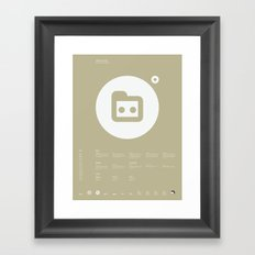 Aälejandro Díazs Framed Art Print