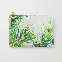 Pine Needles Carry-All Pouch