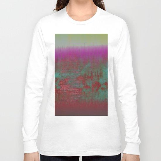 Spatial Factor 202 / Texture 30-10-16 Long Sleeve T-shirt