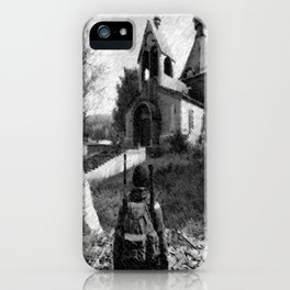 DAYZ 2.0 PRAYZ iPhone Case