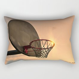 Aim High Rectangular Pillow