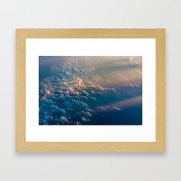 Cloudscape II Framed Art Print