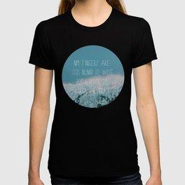 Spite the Cold T-shirt