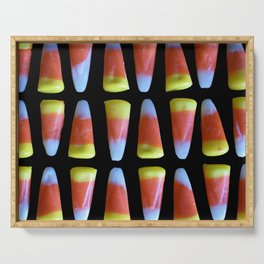 Candy Corn Serving Tray
