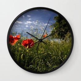 PPIUN Wall Clock