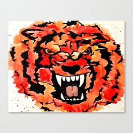 TigerEye Canvas Print