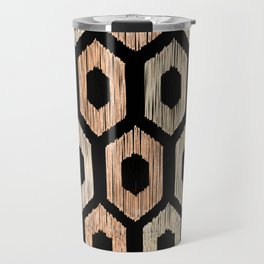 Animal Print Pattern Travel Mug