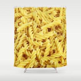 Fusilli Shower Curtain