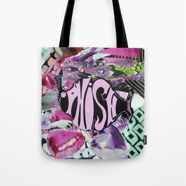 Purple Phish Tote Bag
