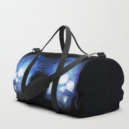 Quantum entanglement brain information connection Duffle Bag