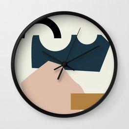 Shape Study #29 - Lola Collection Wall Clock