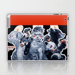 Cub Cuddlin' Laptop & iPad Skin