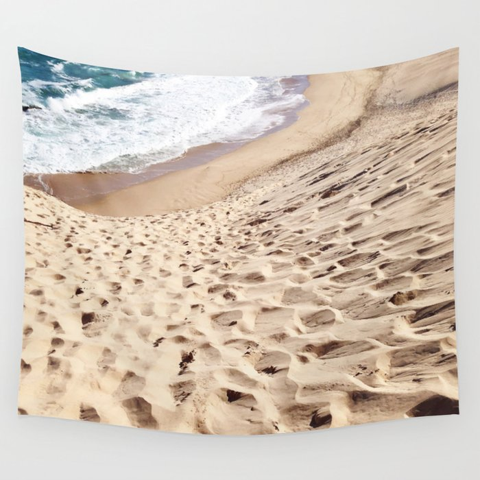 African Dune Beach Wall Tapestry