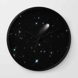 Galaxy: STArS & Comets Wall Clock