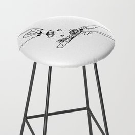 How to roll up your sadness? Bar Stool