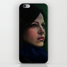 Regina Mills iPhone & iPod Skin