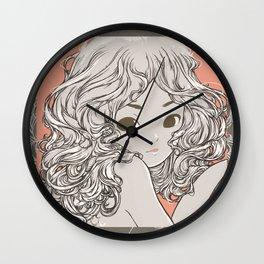 Engelchen Wall Clock