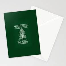 No. 1 The Larch Stationery Cards