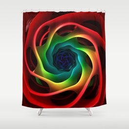 Acumen Shower Curtain