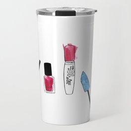 Make Up. Travel Mug