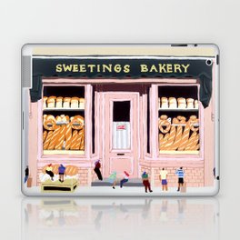 Sweetings Bakery Laptop & iPad Skin